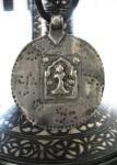 Antique Indian Goddess Devi Amulet, 10.5 Grams, AUD $135.00