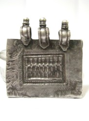Antique Seven Mothers (Sapta Matrikas) Amulet