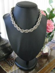 vintage-indonesian-diamond-wheat-link-chain-necklace