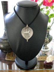 Antique Indian Amulet, Bhumiya Raj