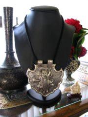 Vintage Shrinathi Ji Amulet Pendant