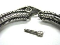 Antique South Indian Bracelet, Armlet, Tamil Nadu