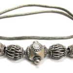 Antique Sri Lanka Necklace, or Belt, High Grade Silver, 79 cm (31″), 85 Grams