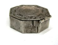 Antique Islamic Quran Amulet Box