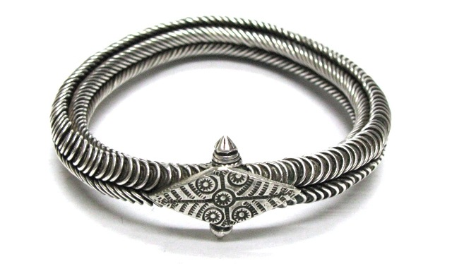 Antique South India Bracelet, Armlet, Toda Tribe