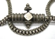 Antique South Indian Silver Belt, Kerala