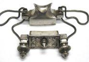 Antique Shiva Lingam Casket, (Ayigula), Chauka