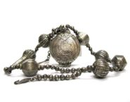 Antique Sri Lanka Necklace, Killotaya, Lime Box