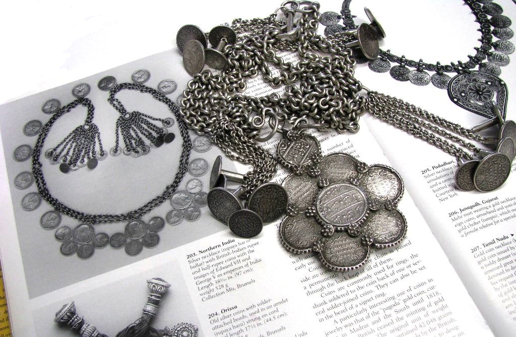 Traditional Jewelry of India, Oppi Untracht, Page 122