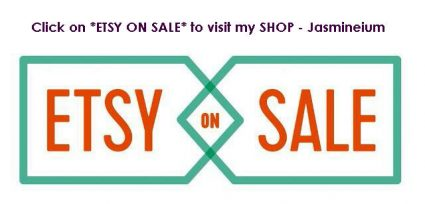 Etsy on Sale - Jasmineium