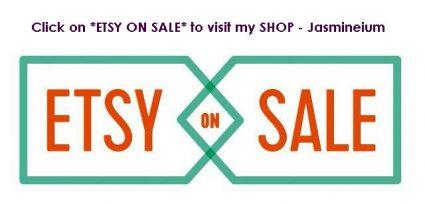 Etsy on Sale - Jasmineium